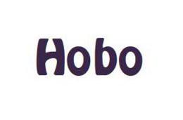 Namenszug Schrift HOBO, 30 mm (bis 21 Buchstaben)