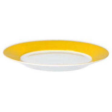 Van Well 6er Set Frühstücksteller Serie Vario Porzellan - Farbe wählbar – Bild 24