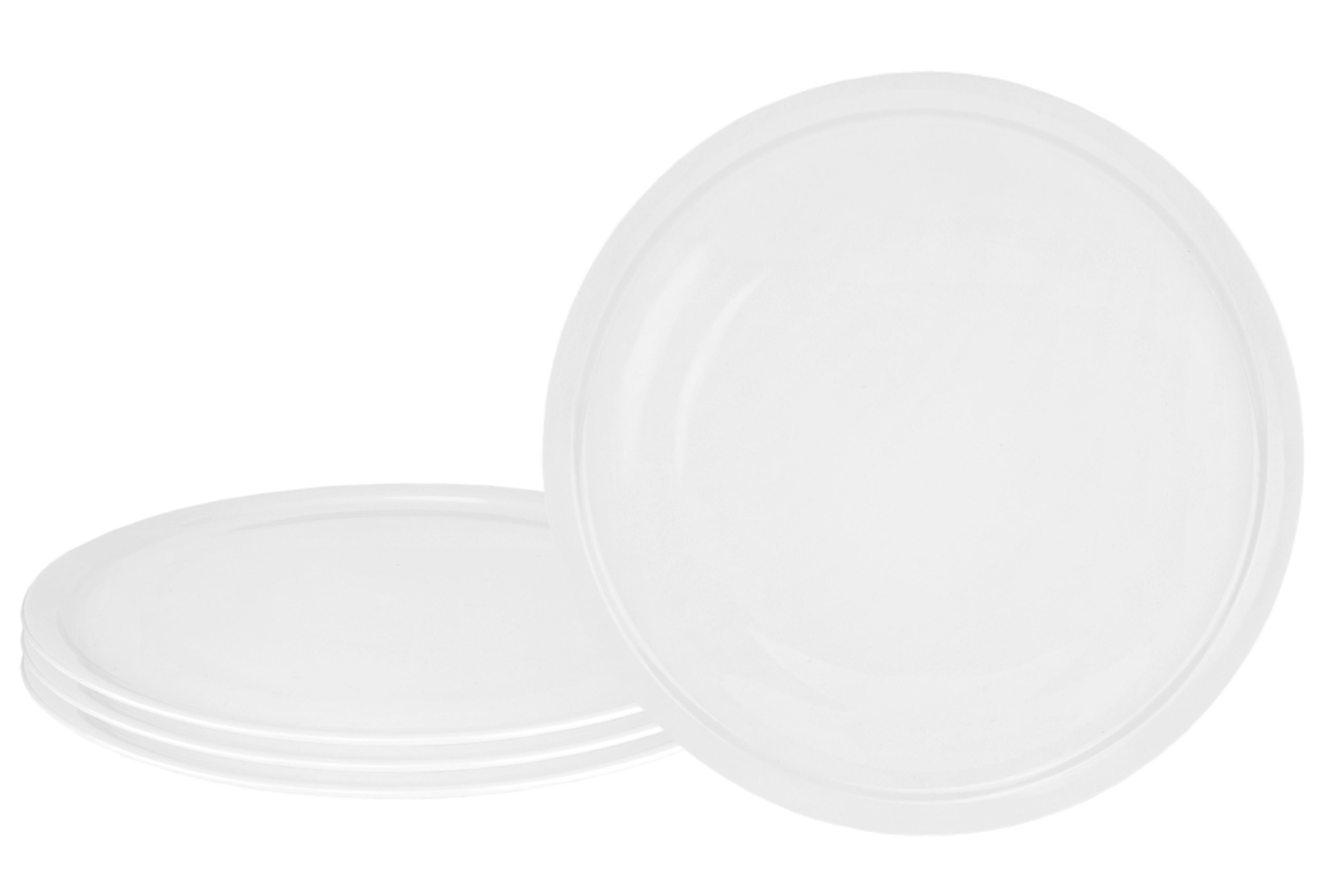 Van Well Wellco Design Teller : 4er set pizzateller wei 31cm porzellan teller pizzateller ~ Whattoseeinmadrid.com Haus und Dekorationen