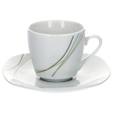 Espressotasse mit Espressountertasse Aliha  – Bild 1