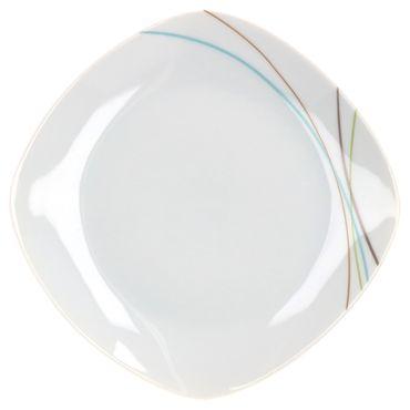 6er Set Dessert- Kuchenteller Aliha 19cm – Bild 8