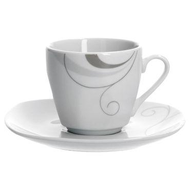 Espressotasse mit Espressountertasse Portofino – Bild 1