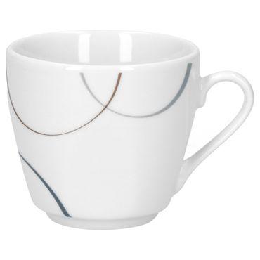 Espressotasse mit Espressountertasse Salerno – Bild 2