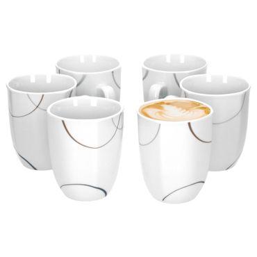 6er Set Kaffeebecher Salerno 33cl – Bild 1