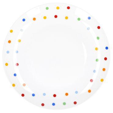 Van Well Porzellan Geschirr Serie Capri | weiß mit Dekor | Artikel wählbar – Bild 14
