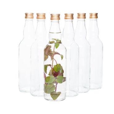6er Set Van Well Flasche Venezia 0,5L – Bild 1