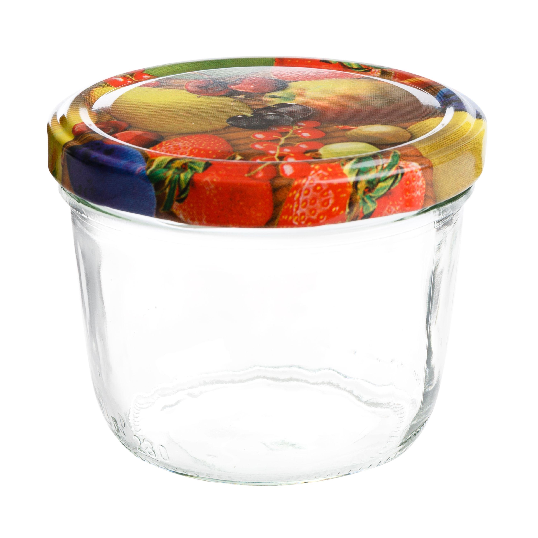 75 sturzgl ser 230 ml obst gelbe birne deckel einmachglas einweckglas marmelade ebay - Marmelade einkochen glaser ...