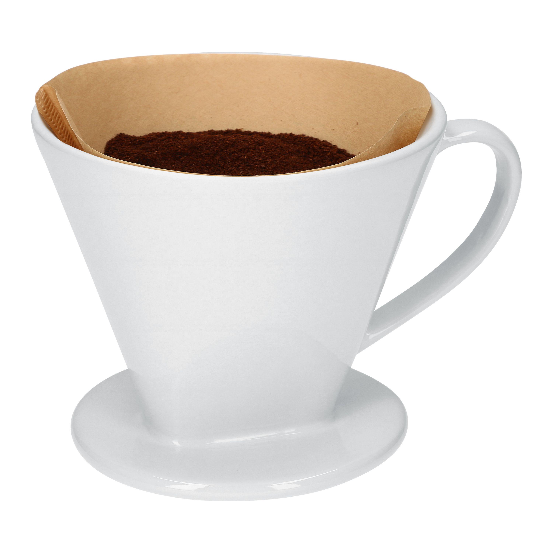 Seltmann Weiden LUKULLUS Filter Nr 6 Porzellan Kaffeefilter