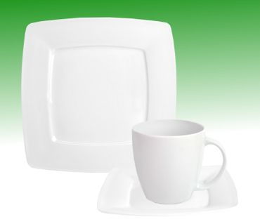 Kaffeeservice Classico 18tlg. für 6 Personen – Bild 1