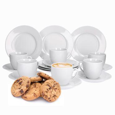 Kaffeeservice Trend 18tlg. für 6 Personen – Bild 1