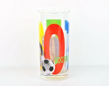 3er Set Wasserglas Face Tatoo – Bild 3