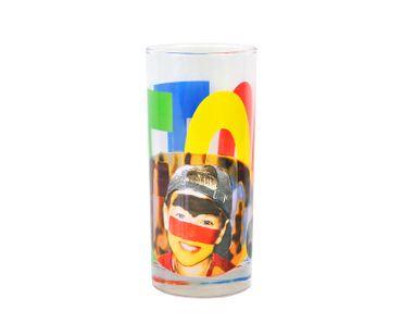 24er Set Wasserglas Face Tatoo – Bild 2