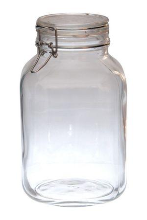Einmachglas mit Bügelverschluss - Original Bormioli Fido - verschiedene Größen – Bild 9
