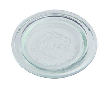 12er Set Weck Gläser 220 ml Tulpengläser mit 12 Glasdeckeln, 12 Einkochringen und 24 Klammern incl. Diamant-Zucker Gelierzauber Rezeptheft