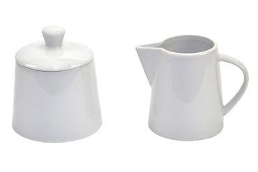 2er Kaffeset Milchkännchen und Zuckerdose Atrium 23cl – Bild 1