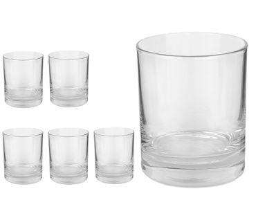 6er Set Whiskyglas Gala 250 ml Tumbler – Bild 1