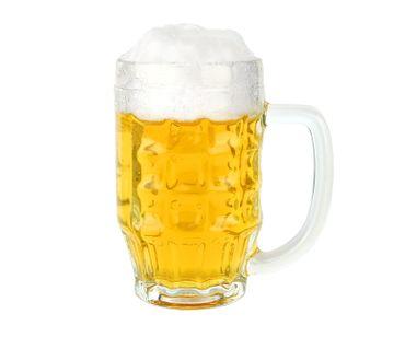 Bierkrüge Mallesseidel 36 Stk. 0,30 Liter mit Eichstrich – Bild 3