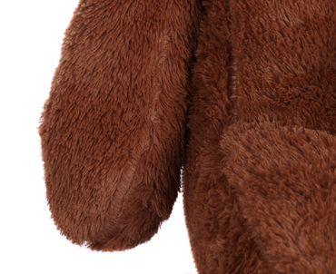 Teddybär Kuscheltier 120-145cm in Weiß und Brown – Bild 14
