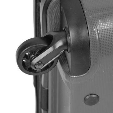 Reisekoffer Gr. M 40L Premium Hartschalenkoffer Handgepäck Trolley Reisetasche – Bild 14