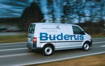 Bild: Buderus Servicewagen