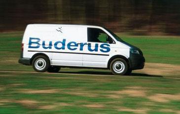 Bild: Servicewagen von Buderus