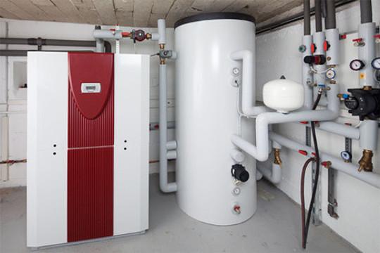 Dimplex Sole/Wasser Wärmepumpe