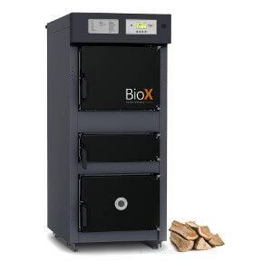 solarbayer Holzvergaserkessel BioX