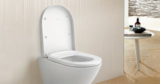 Villeroy & Boch Toilettenitze