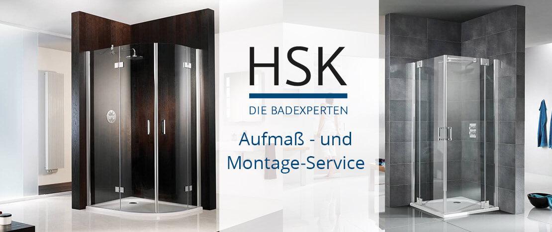 HSK Aufmaß- und Montageservice Banner