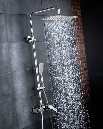 HSK Duschsystem mit Regenbrause