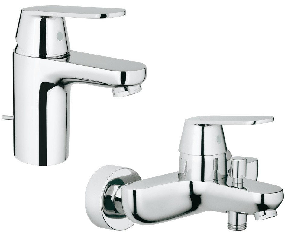 grohe mitigeur eurosmart lavabo bain douche de grohe. Black Bedroom Furniture Sets. Home Design Ideas