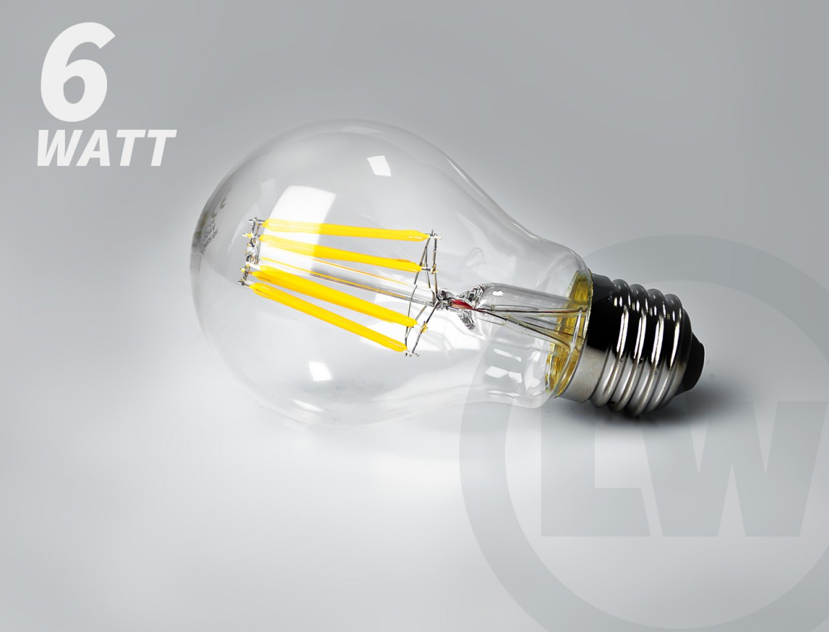 Led Lampen E27 : Segula led lampe e27 7w filament