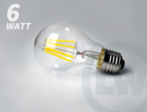 Segula LED Lampe E27 7W - Filament
