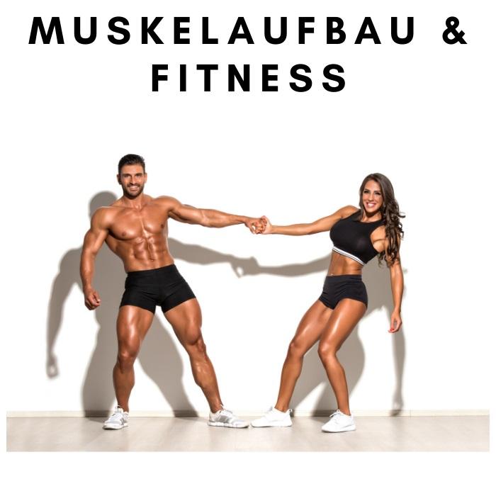 Muskelaufbau - Fitness