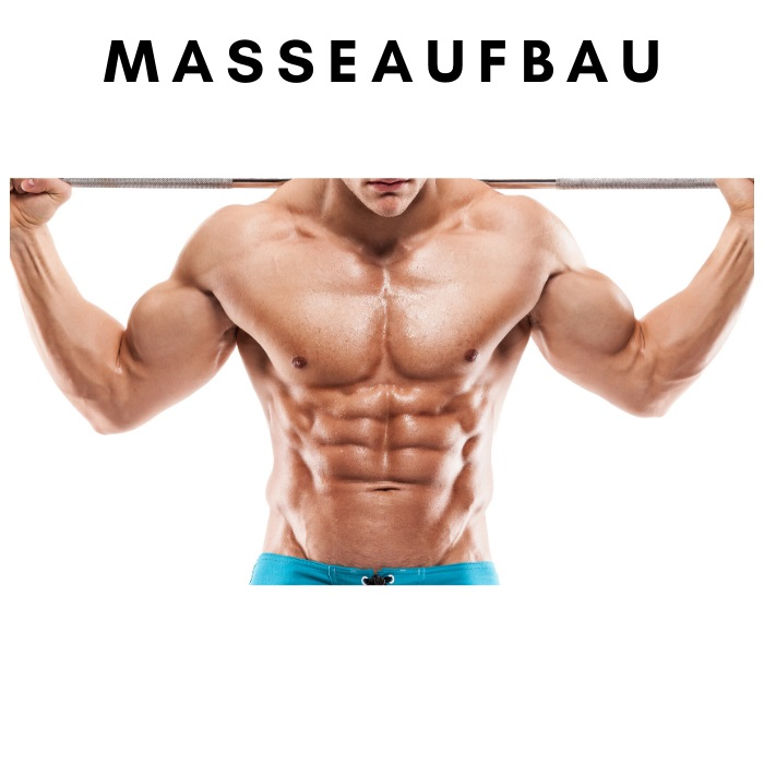 Masseaufbau – Weight - Gainer