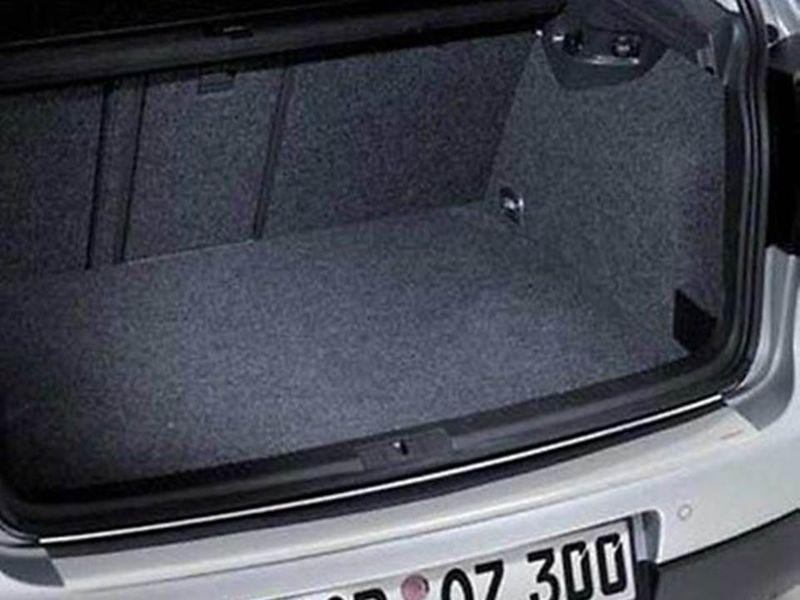VW Ladekanten-Schutz transparent
