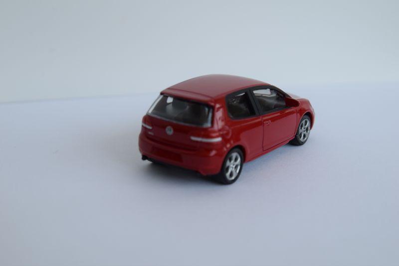 VW Golf 6 GTI Modellauto 1:55 rot – Bild 2