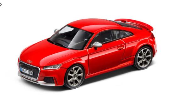 Audi TT RS Coupe Catalunyarot 1:43
