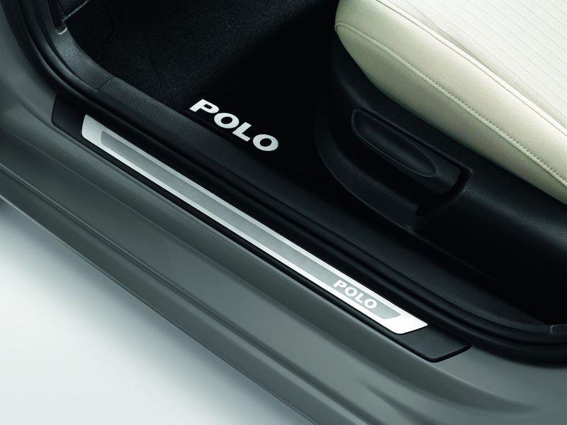 Polo 6R Einstiegsleisten Satz – Bild 1
