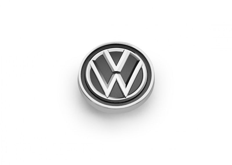 original vw logo ansteck pin pin anstecknadel neu. Black Bedroom Furniture Sets. Home Design Ideas