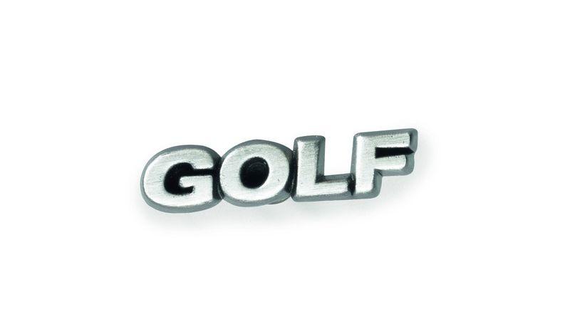 VW Golf Ansteckpin