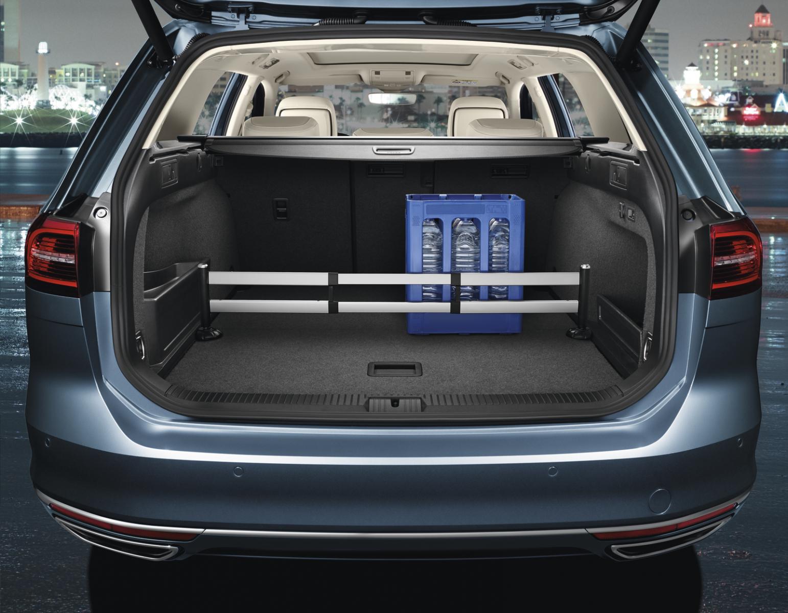 Vw Passat Kofferraumsteckmodul