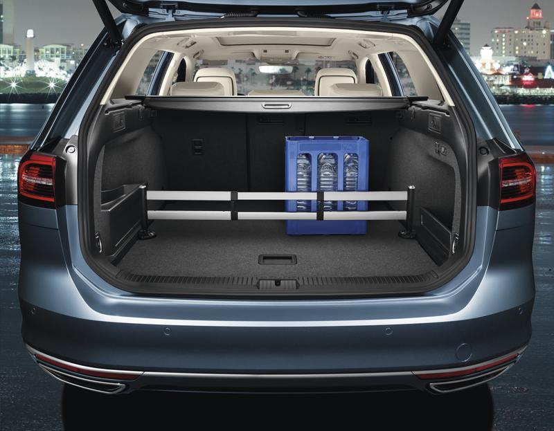 VW Passat Kofferraumsteckmodul – Bild 1