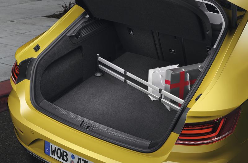 VW Passat Kofferraumsteckmodul – Bild 2