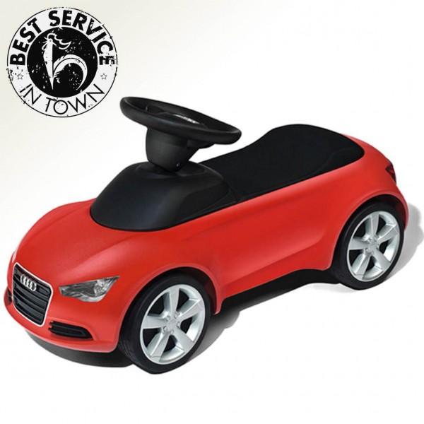Audi Junior Quattro - rot