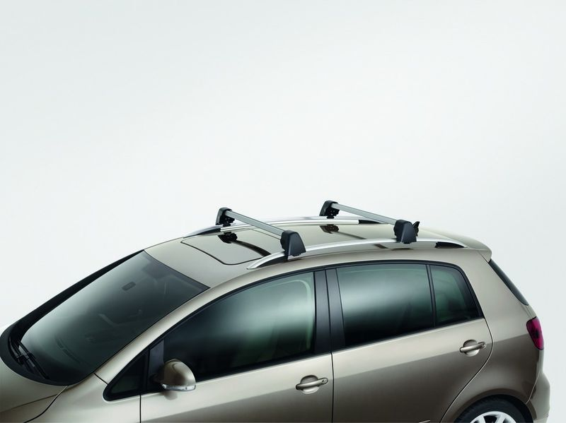 VW Golf Plus Dachgrundträger