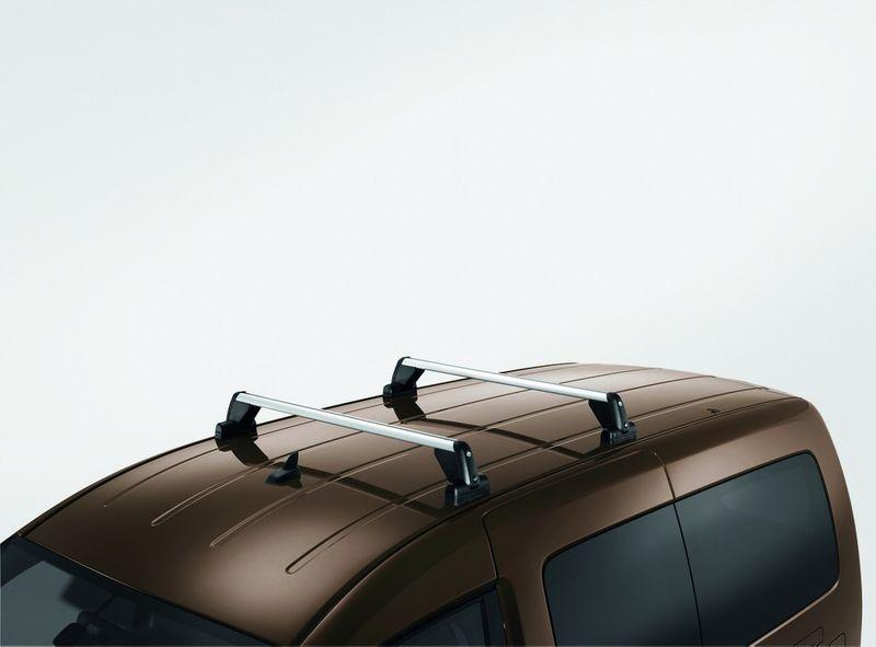 VW Caddy Dachgrundträger – Bild 1