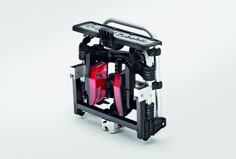 VW Fahrradträger für Anhängerkupplung – Bild 2