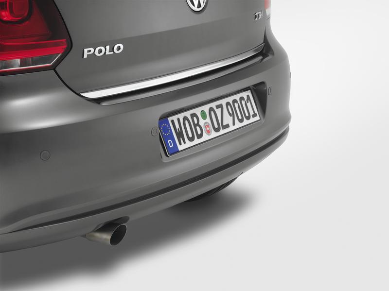 VW Polo Schutzleiste für Heckklappe – Bild 1