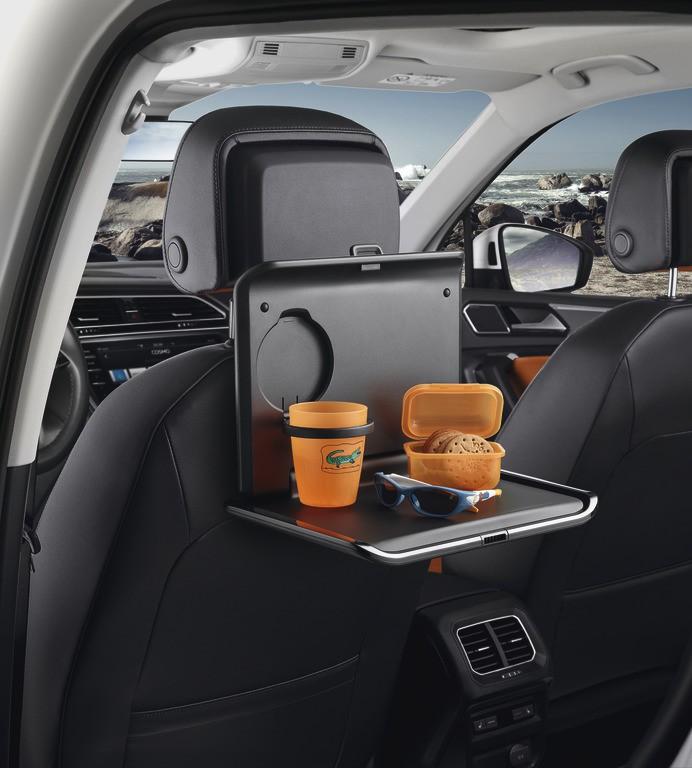 VW Klapptisch für Kopfstützen – Bild 3